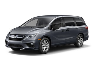 New Honda vehicles 2019 Honda Odyssey LX Van for sale near you in Boston, MA