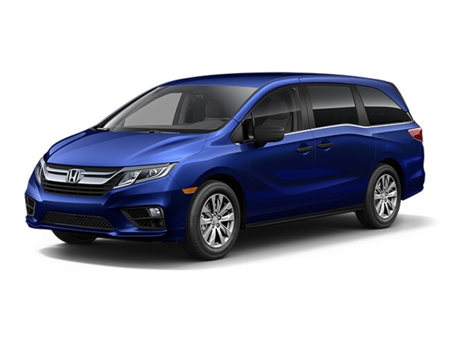 New 2019 Honda Odyssey LX Van in Honolulu