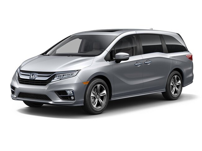 New 2019 Honda Odyssey Touring Van in the Bay Area
