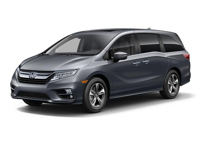 New 2019 Honda Odyssey Touring Van in Lockport, NY