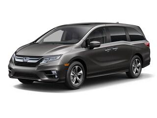 New 2019 Honda Odyssey Touring Van 00H91843 for sale near San Antonio, TX