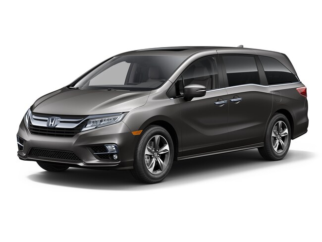 New 2019 Honda Odyssey Touring Van Hopkins