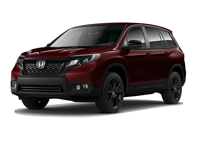 2019 Honda Passport VUD