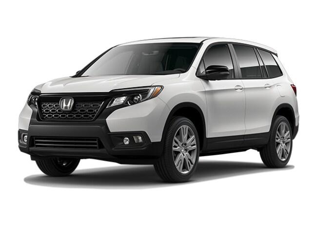 New 2019 Honda Passport EX-L FWD SUV in Concord, CA