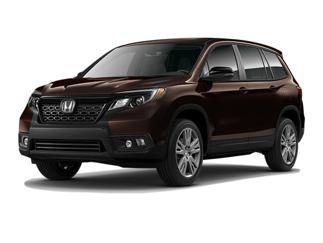 New 2019 Honda Passport EX-L AWD SUV 9 speed automatic in Augusta