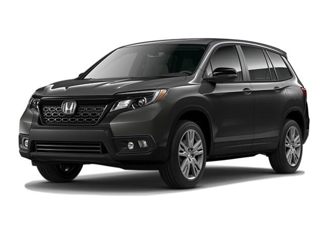 New 2019 Honda Passport EX-L AWD SUV 5FNYF8H52KB011327 in West Simsbury