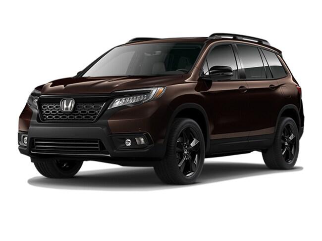 New 2019 Honda Passport Elite AWD SUV 9 speed automatic in Augusta