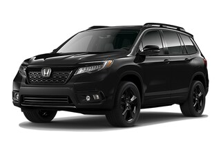New 2019 Honda Passport Elite AWD SUV for sale near you in Westborough, MA