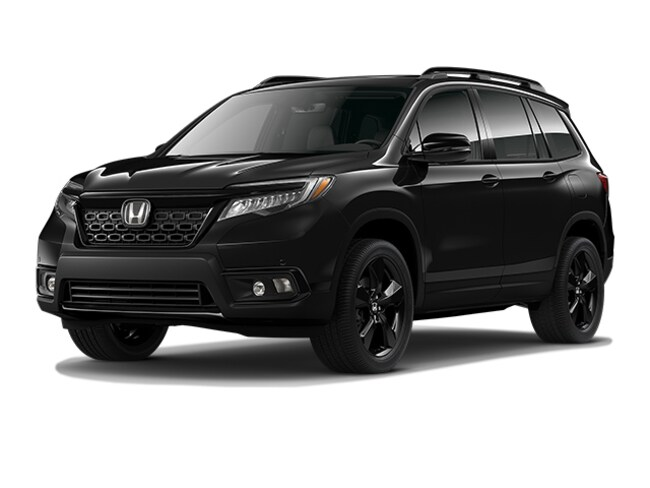 New 2019 Honda Passport Elite AWD SUV 9 speed automatic in Augusta