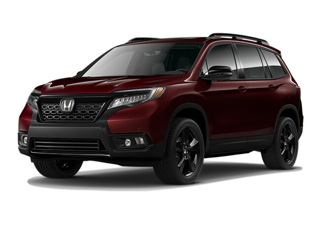 New 2019 Honda Passport Elite AWD SUV Near Bridgeport