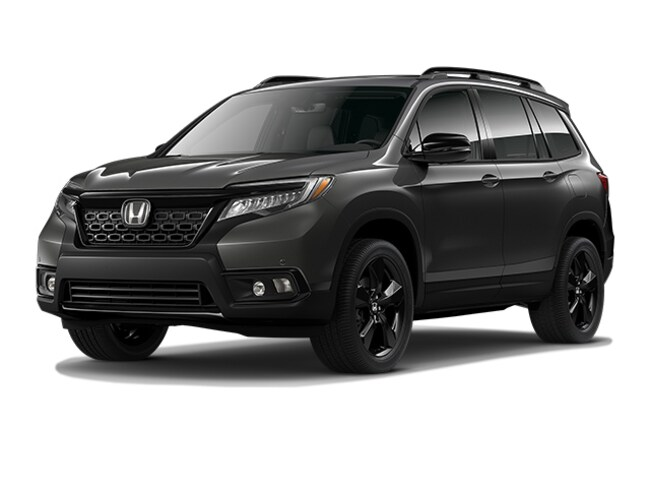 New 2019 Honda Passport Elite SUV in Lockport, NY