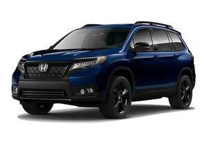2019 Honda Passport Elite AWD
