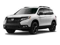 2019 Honda Passport Elite AWD SUV 9 speed automatic