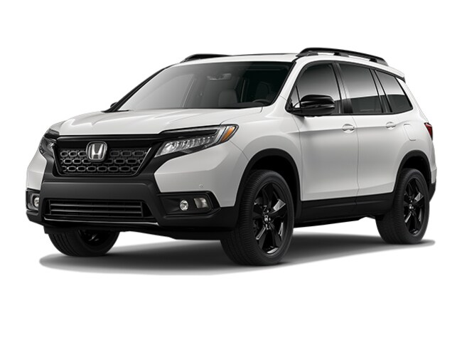 2019 Honda Passport Elite AWD Elite AWD