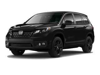 New 2019 Honda Passport Sport AWD SUV 5FNYF8H23KB007504 0H191796 Houston, TX