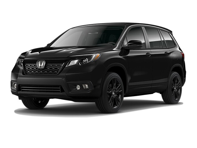 New 2019 Honda Passport Sport AWD SUV for sale in Stockton, CA at Stockton Honda
