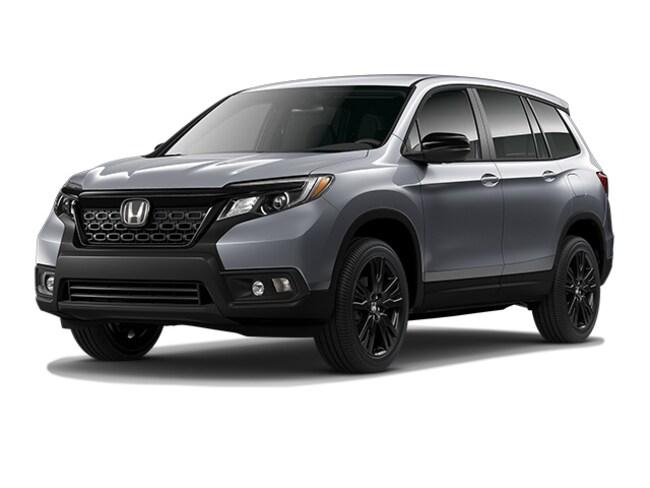 New 2019 Honda Passport Sport AWD SUV in Hampton, VA