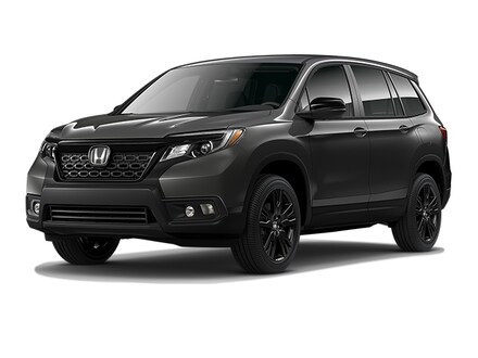 New Toyota Special 2019 Honda Passport Sport AWD SUV available in Sandy, UT