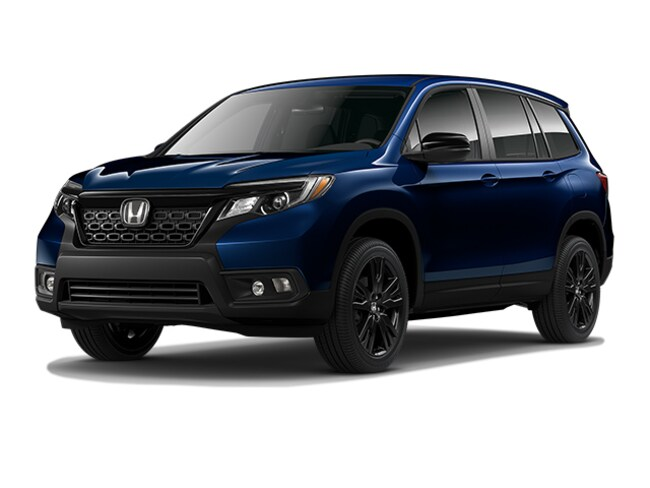 New 2019 Honda Passport Sport AWD SUV in Bowie, MD