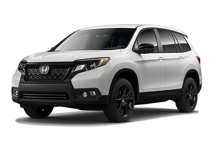 Featured New 2019 Honda Passport Sport AWD SUV DP6302 for sale in Limerick, PA