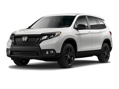 New 2019 Honda Passport Sport AWD SUV for sale in Stratham, NH