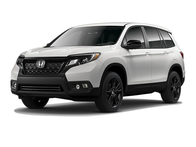 New 2019 Honda Passport Sport AWD SUV 9 speed automatic in Augusta
