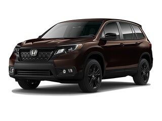 New 2019 Honda Passport Sport FWD SUV 5FNYF7H23KB004077 0H192439 Houston, TX