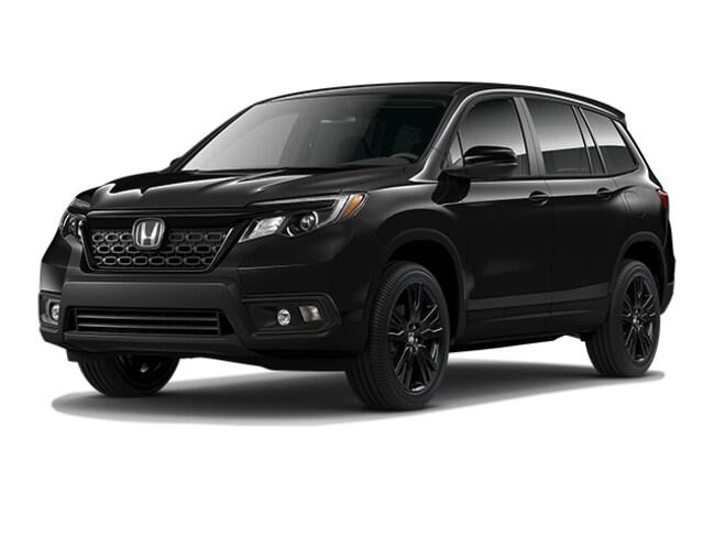 New 2019 Honda Passport Sport FWD SUV in Carson CA