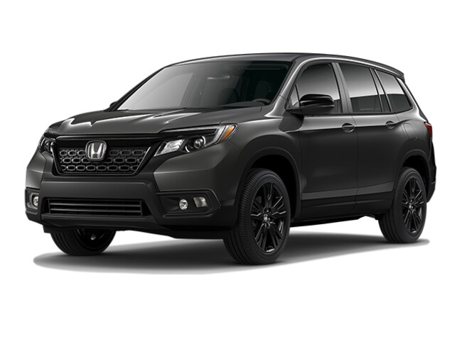 New 2019 Honda Passport Sport FWD SUV in Hampton, VA