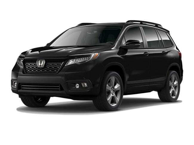 New 2019 Honda Passport Touring FWD SUV for sale in Stockton, CA at Stockton Honda