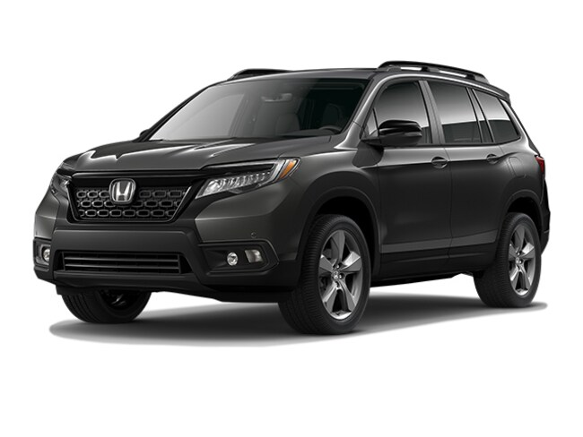 New 2019 Honda Passport Touring FWD SUV in Honolulu