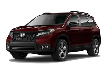 2019 Honda Passport Touring SUV