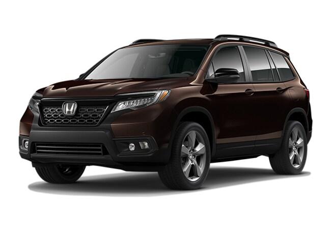 New 2019 Honda Passport Touring AWD SUV in Bakersfield, CA