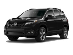 New Honda vehicles 2019 Honda Passport Touring SUV for sale near you in Scranton, PA