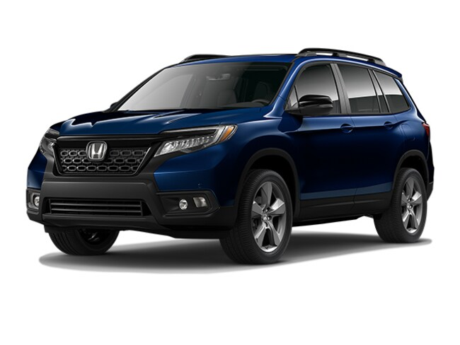 New 2019 Honda Passport For Sale at Mike Maroone Honda | VIN