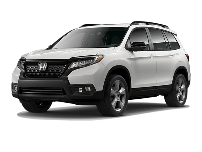 New 2019 Honda Passport Touring AWD SUV in West Simsbury