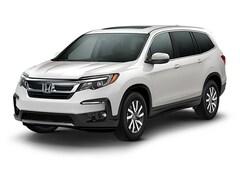 New 2019 Honda Pilot EX-L w/Navi & RES FWD SUV in Carson CA