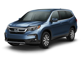 New Honda Models for sale 2019 Honda Pilot EX-L AWD SUV 5FNYF6H59KB086885 for sale in Santa Fe, NM