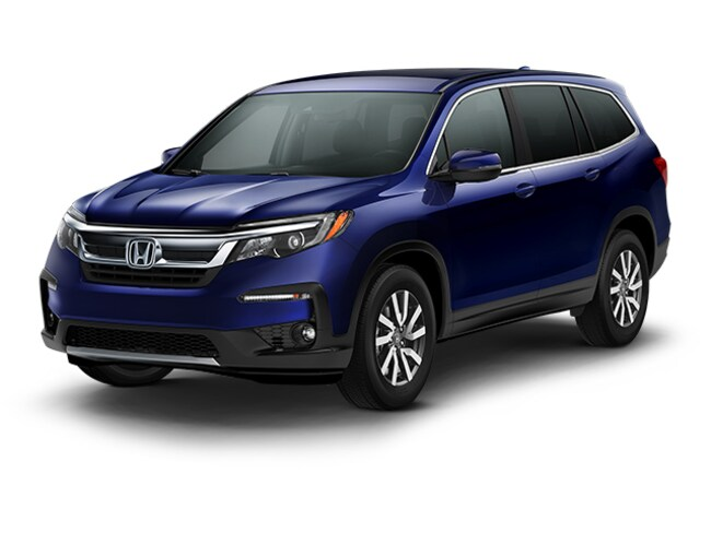 New 2019 Honda Pilot EX 2WD SUV for sale in Woodstock, GA at Hennessy Honda