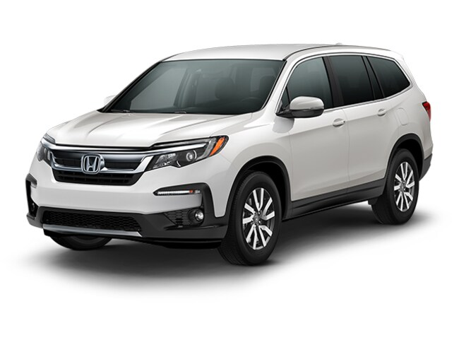 New 2019 Honda Pilot EX FWD SUV for sale in Stockton, CA at Stockton Honda