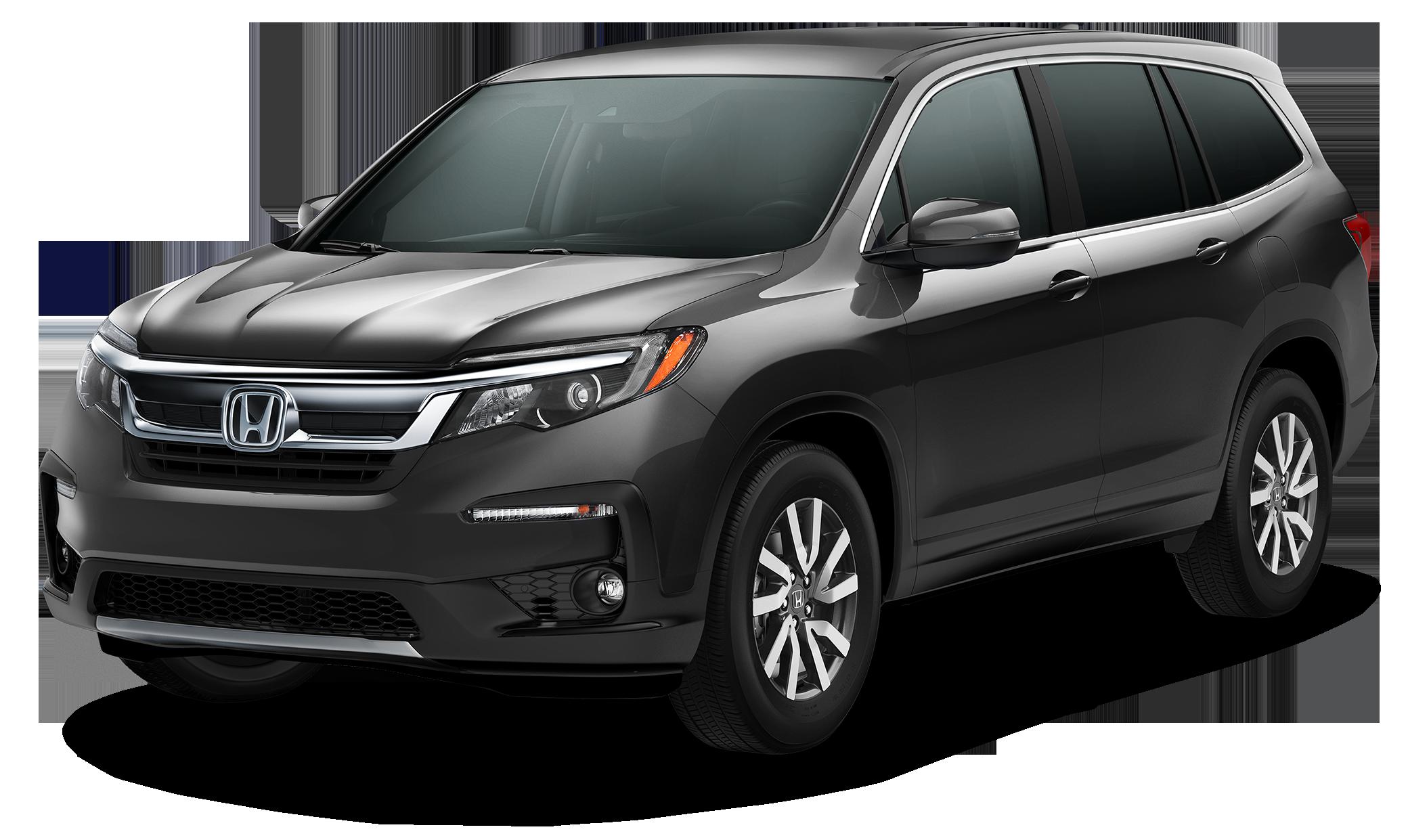 2019 Honda Pilot SUV EX FWD at Elm Grove Honda