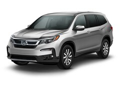 New 2019 Honda Pilot EX AWD SUV 290646H for Sale in Westport, CT, at Honda of Westport