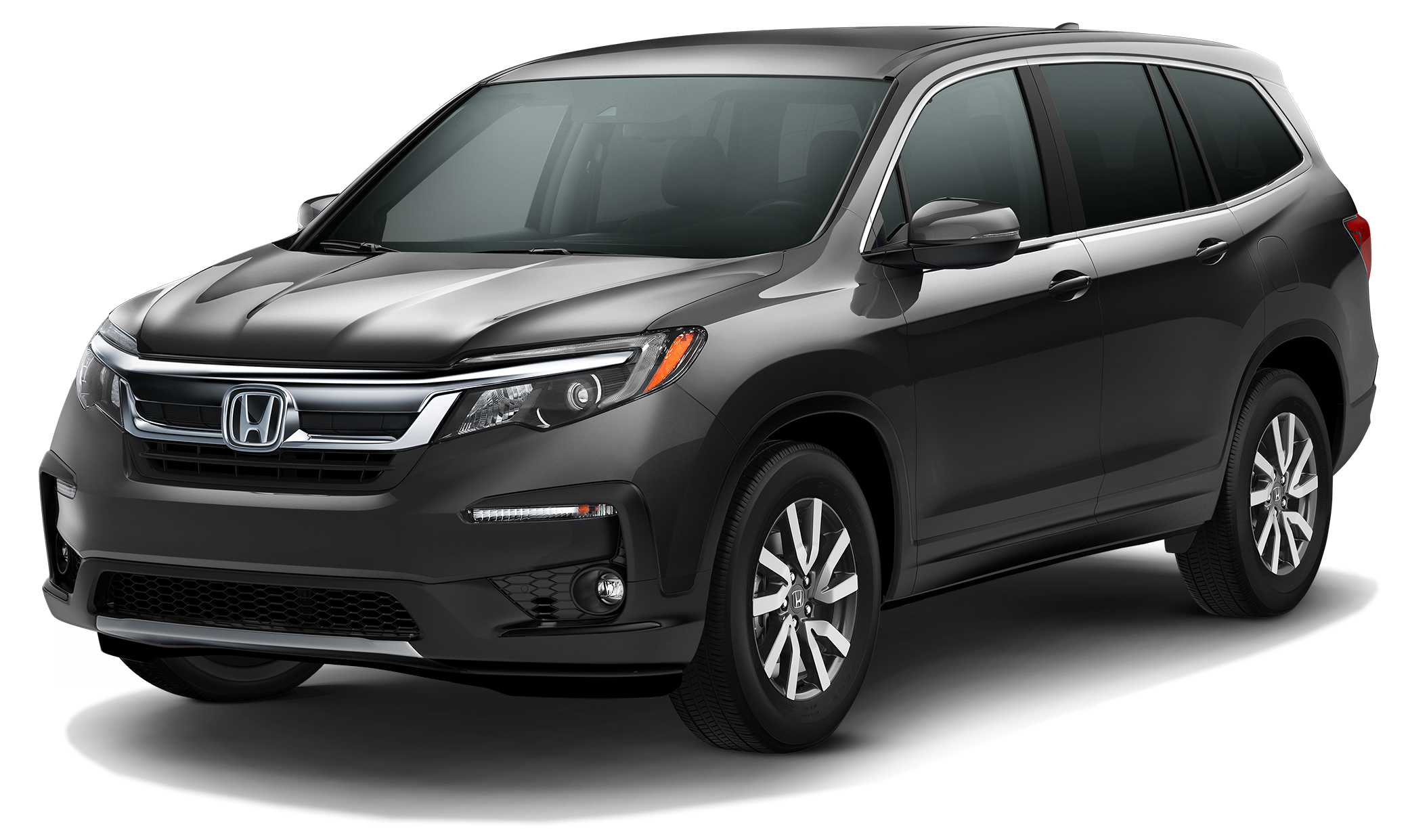 2019 Honda Pilot SUV EX AWD at Elm Grove Honda
