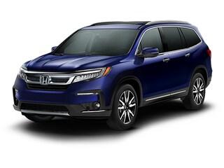 New 2019 Honda Pilot Elite AWD SUV 00H90188 near San Antonio