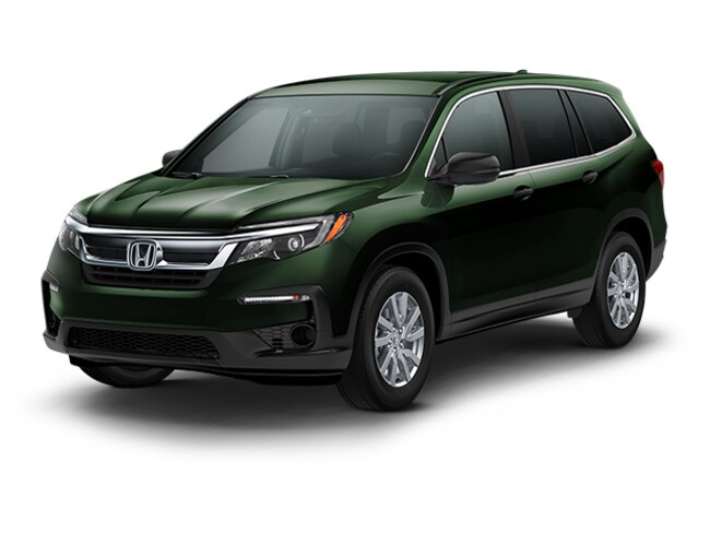 2019 Honda Pilot LX AWD LX AWD