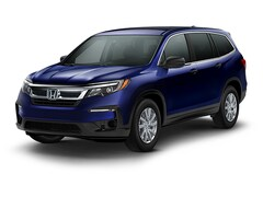 New 2019 Honda Pilot LX FWD SUV 5FNYF5H1XKB025133 in Honolulu