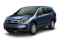 New 2019 Honda Pilot LX FWD SUV serving San Francisco