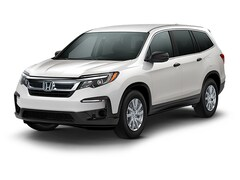 New 2019 Honda Pilot LX FWD SUV 5FNYF5H19KB028248 in Honolulu