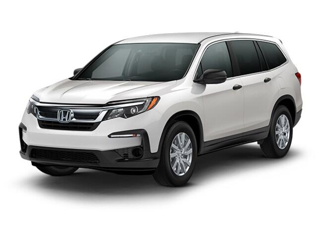New  2019 Honda Pilot LX FWD SUV near Harlingen, TX