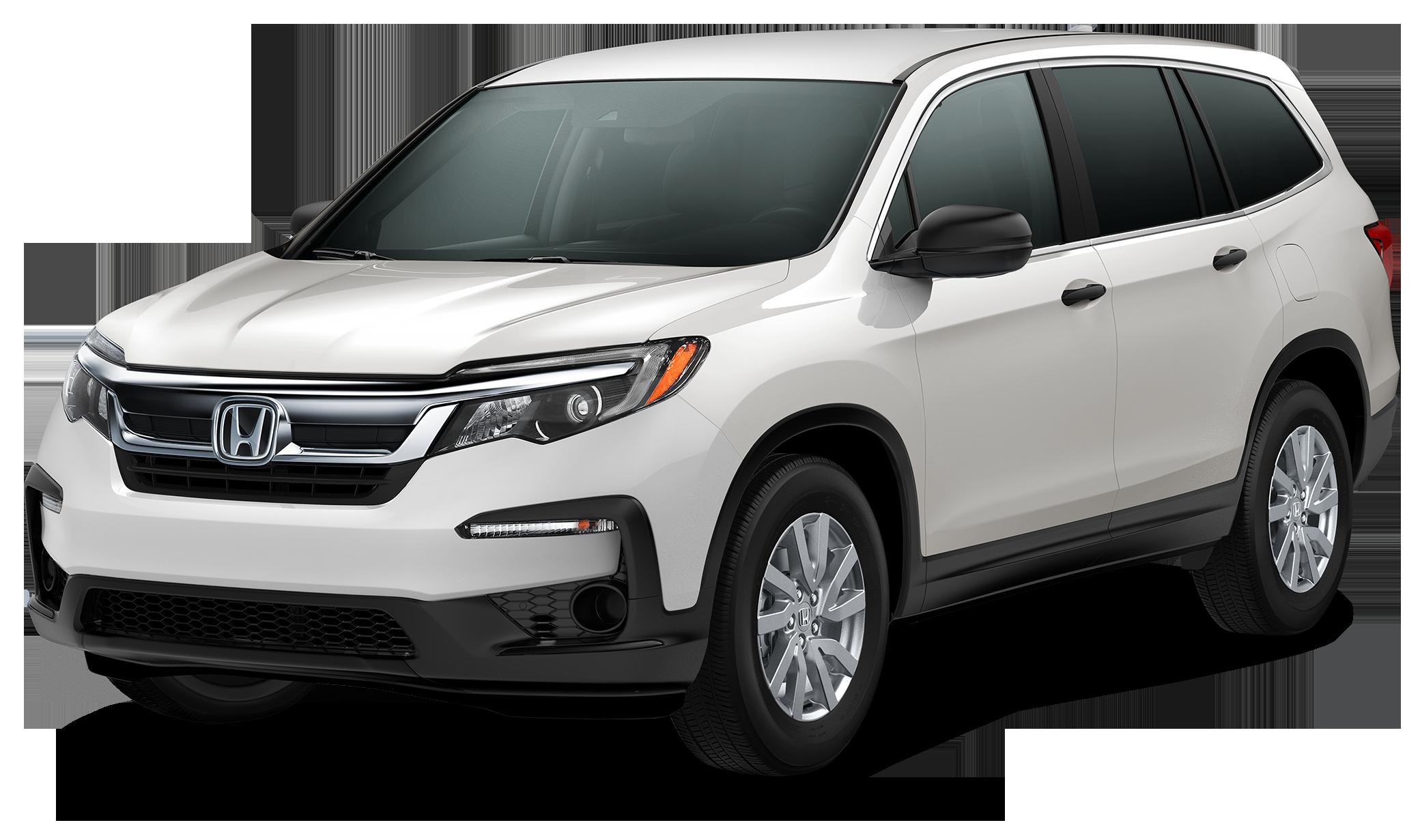 2019 Honda Pilot SUV LX FWD